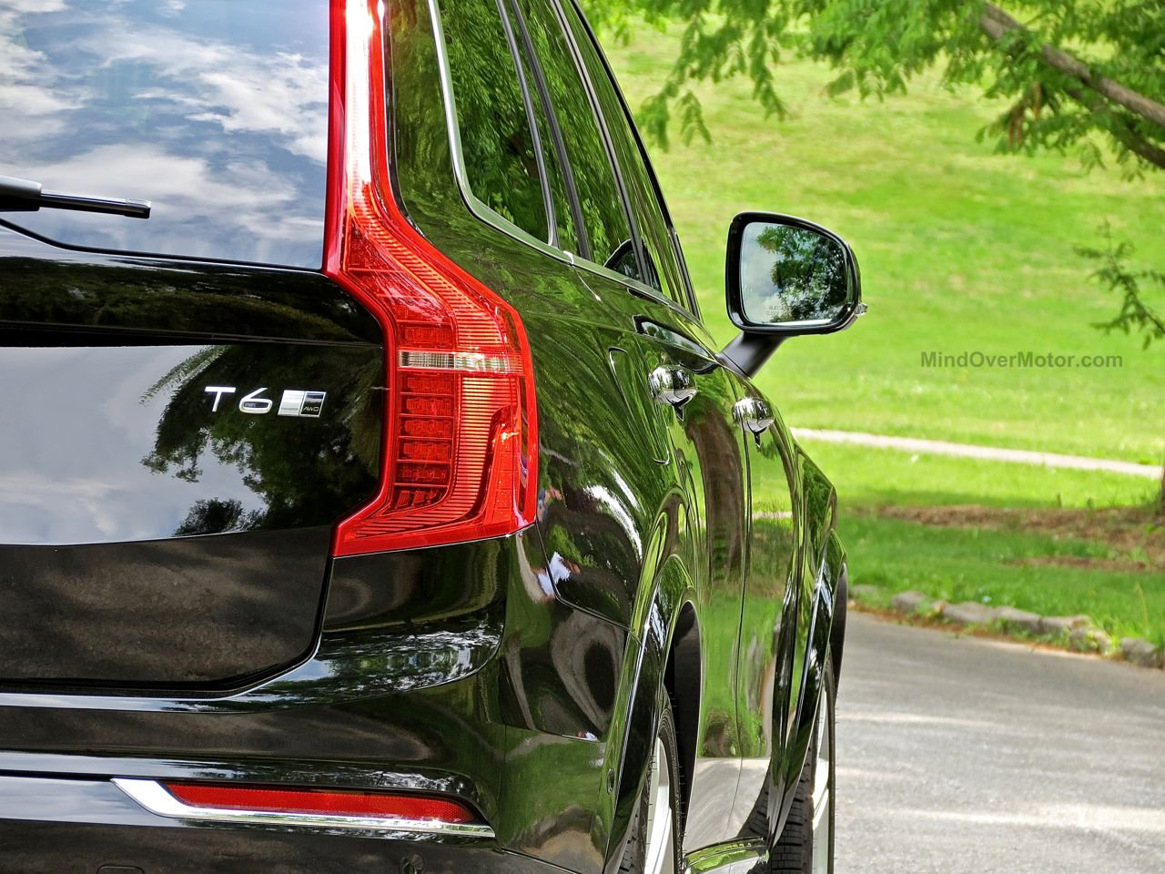 Volvo XC90 T6 AWD Inscription 5