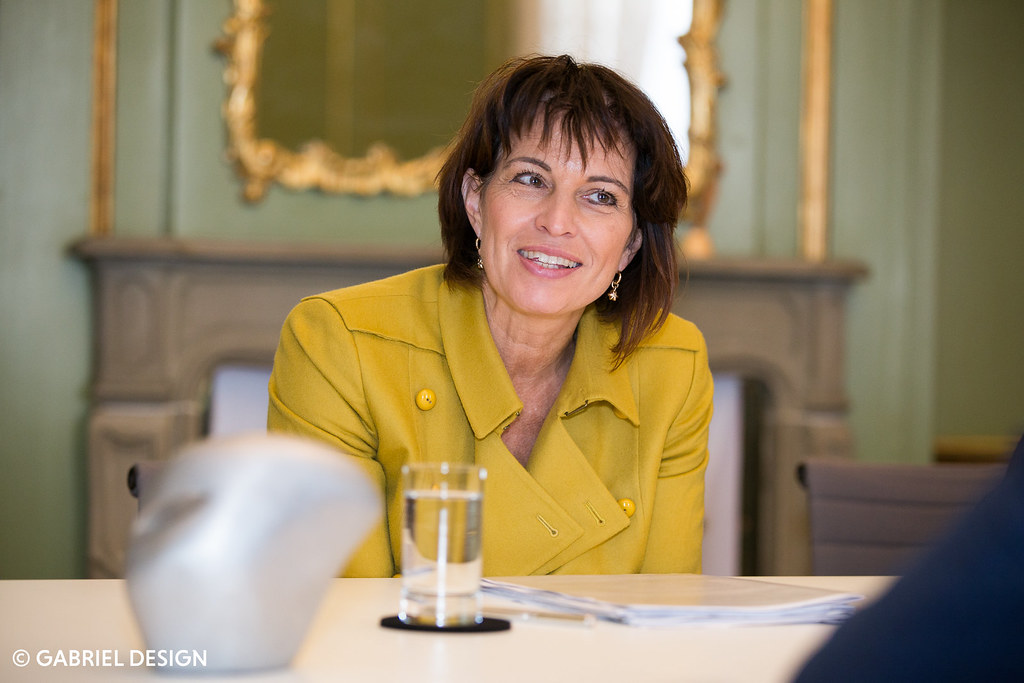 Interview mit Bundesrätin Doris Leuthard