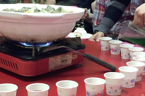 Chinese Budget Bus Tours Special food upsells Turtle soup