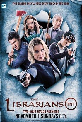 Bibliotekininkai (2 sezonas)