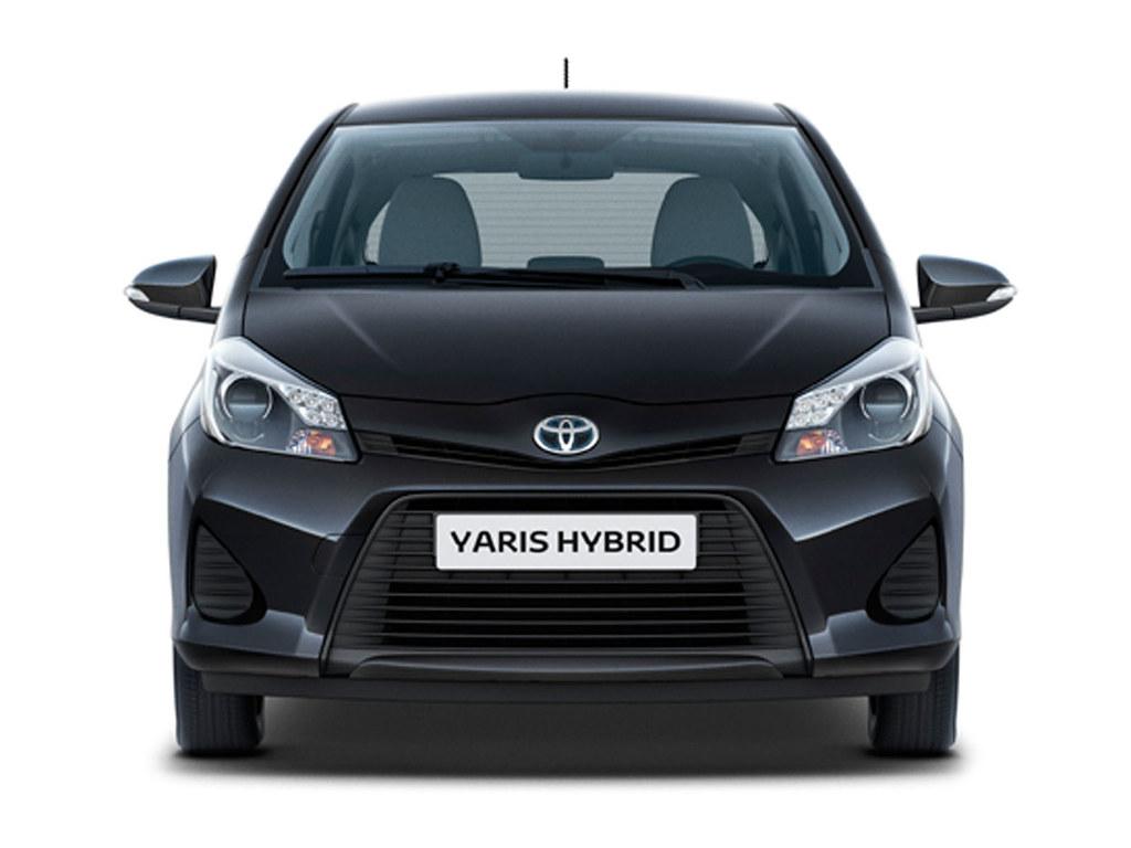 Toyota Yaris Hybrid 2012 Exterior Toyota Motor Europe