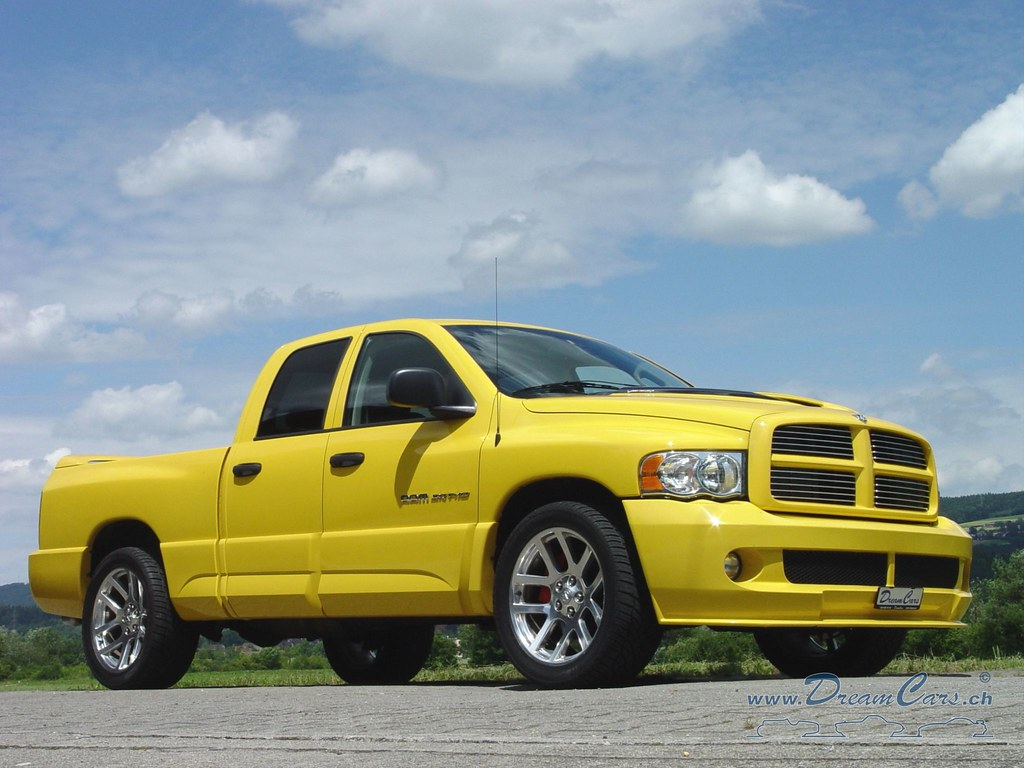 Ram Srt 10 >> Dodge-Ram-SRT-10-Quad-Cab-Yellow-Fever-2005-03 | Alain ...