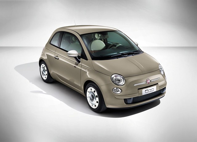 fiat 500 color therapy beige cappuccino flickr photo sharing. Black Bedroom Furniture Sets. Home Design Ideas