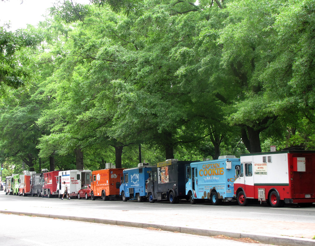 Square For Food Trucks