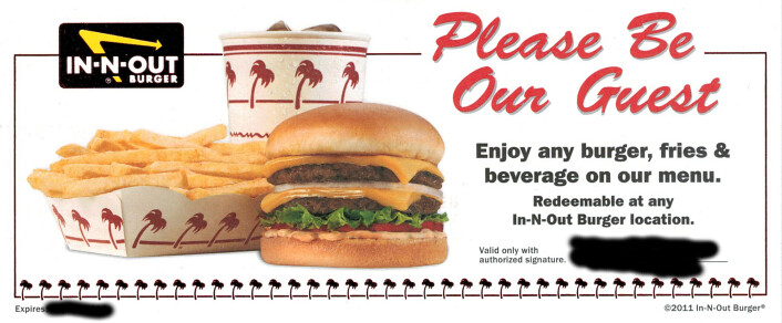 in and out coupons