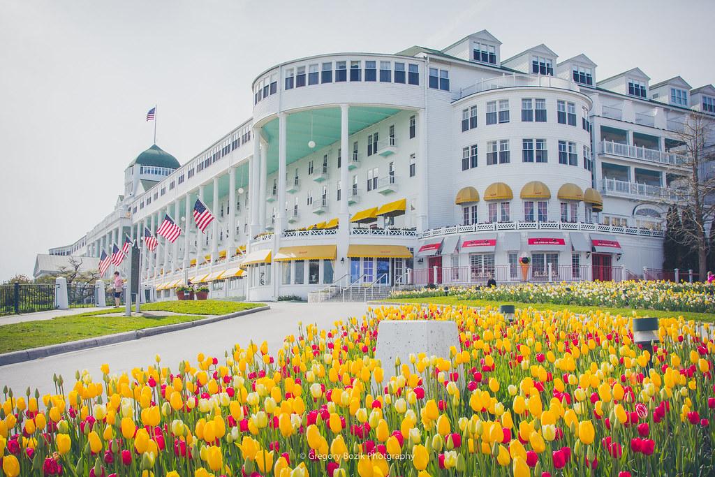 Grand Hotel New Hampshire