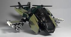 "AWG AH-42 ""Dragonfly"" by piratesxlovexrum"