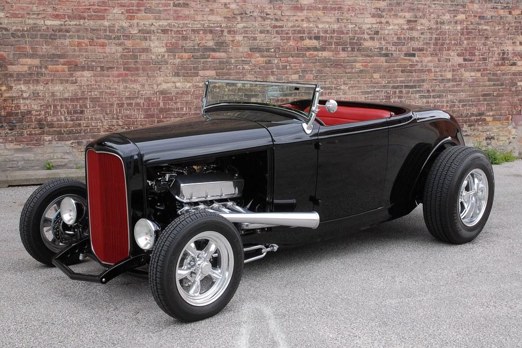 1932 ford highboy roadster hot rod. Black Bedroom Furniture Sets. Home Design Ideas