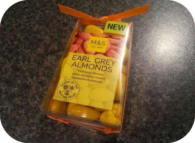 M&S Earl Grey Almonds