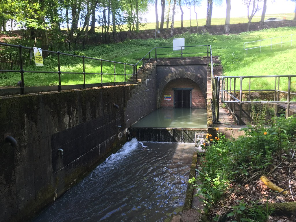 Heaton Park Brook