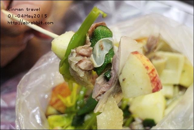 [金門]2015金門之旅,雞爺複合式炸雞店–蘋果鹽水雞好吃