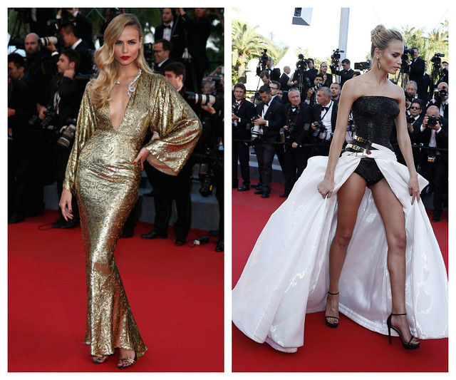 Natasha Poly Cannes 2015