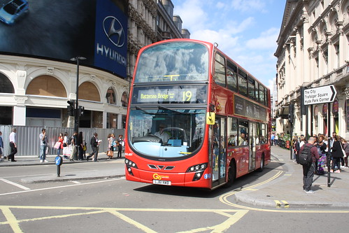 London General WVL489 LJ61NWB