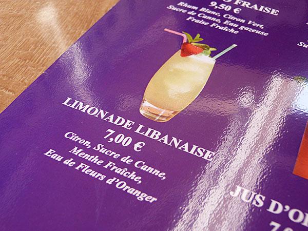 limonade libaniase 2