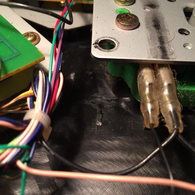 Réparation plastique Controleur Joystick Neo Geo. 17611885245_09d030d035_z