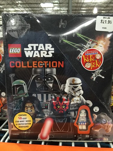 LEGO Star Wars Book Collection