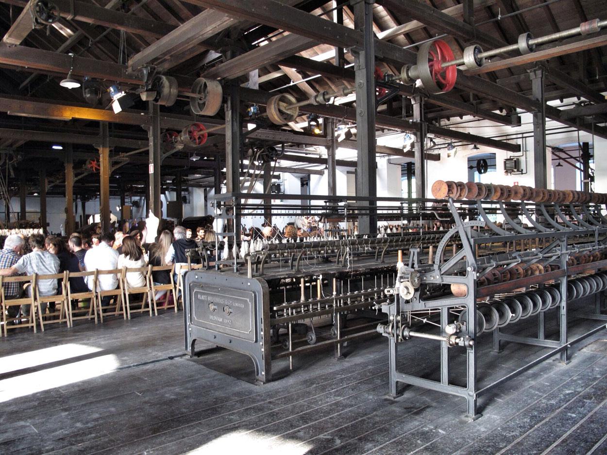 museo la encartada boinas_fabrica_patrimonio industrial_exposicion_mecanizado_lana