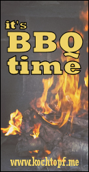 Blog-Event CIX - it's BBQ-time! (Einsendeschluss 15. Juni 2015)