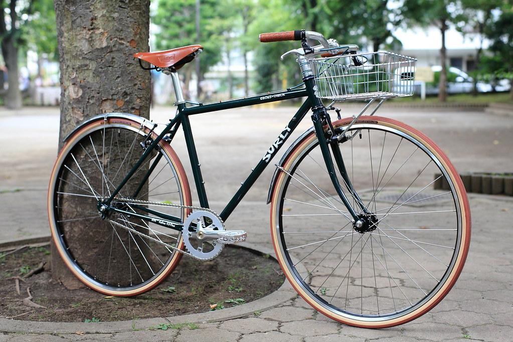 Surly Crosscheck Complete Bike Surly Crosscheck