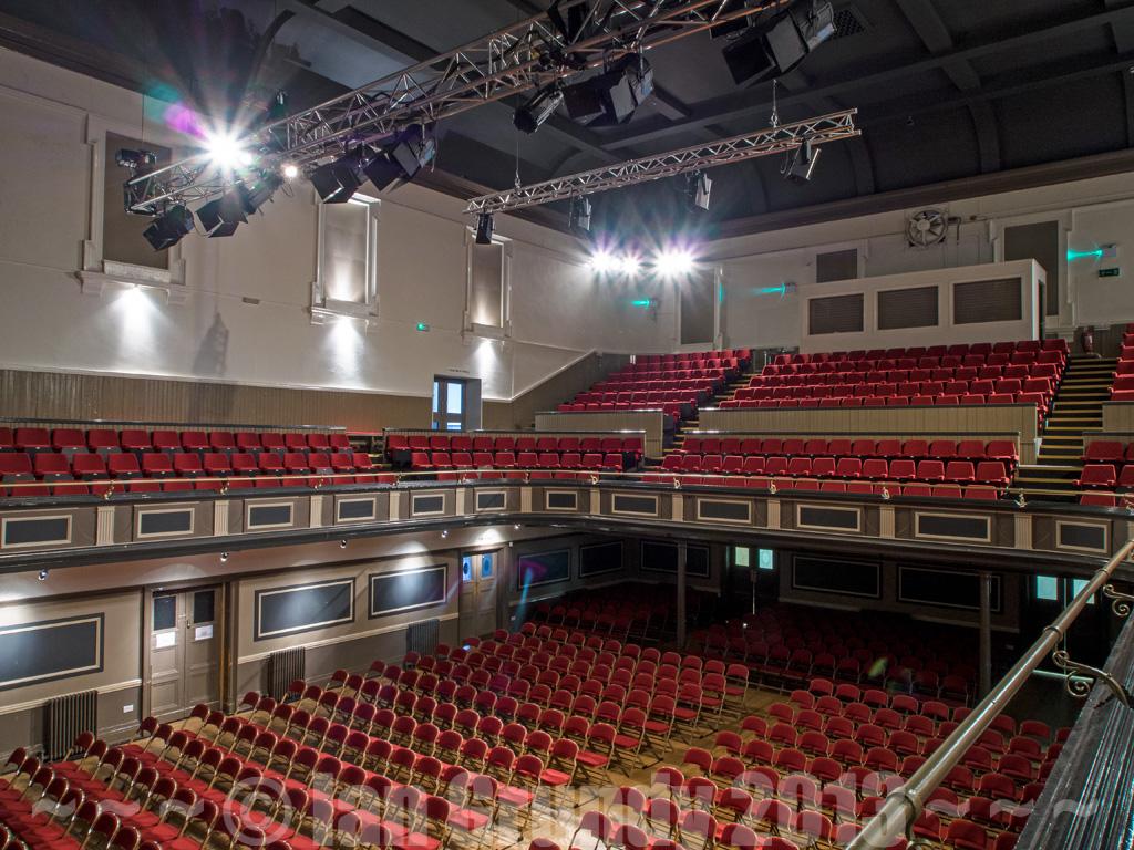 Parr Hall 4210 | Parr Hall Warrington. Seating around ...