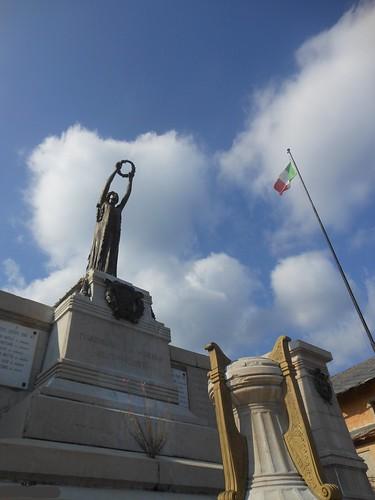 Monumento ai Caduti di Guerra, Rotzo