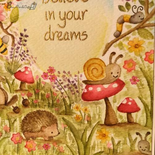 Storybook card