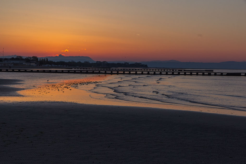 Sonneninsel Grado in Italien