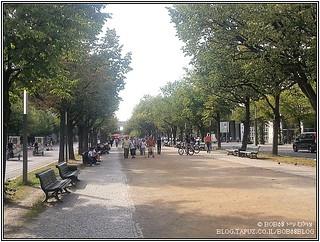 ברלין - שדרת unter den linden