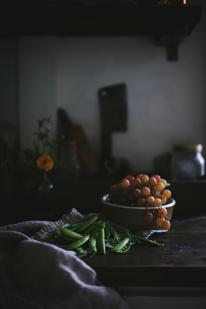 Sliders with Caramelized Green Onions & Sheep's Cheese by Eva Kosmas Flores   Adventures in Cooking