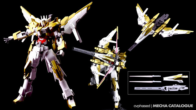 Bandai Hobby Online Shop Exclusive - HGBF Cathedral Gundam