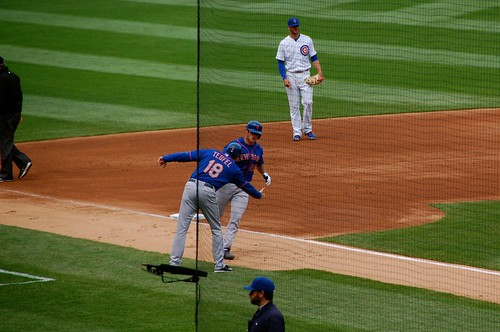 Anthony Recker home run #2