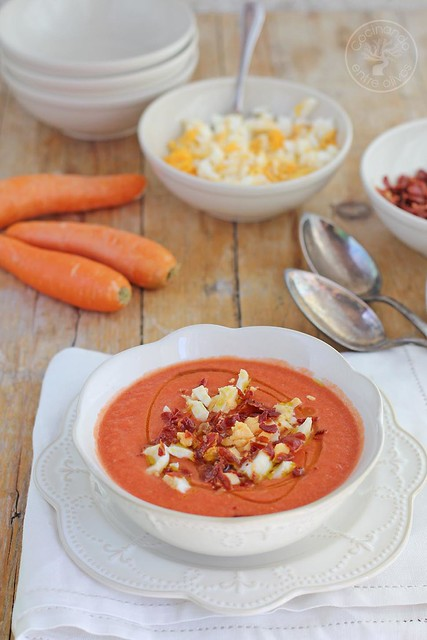 Salmorejo de zanahorias www.cocinandoentreolivos.com (1)