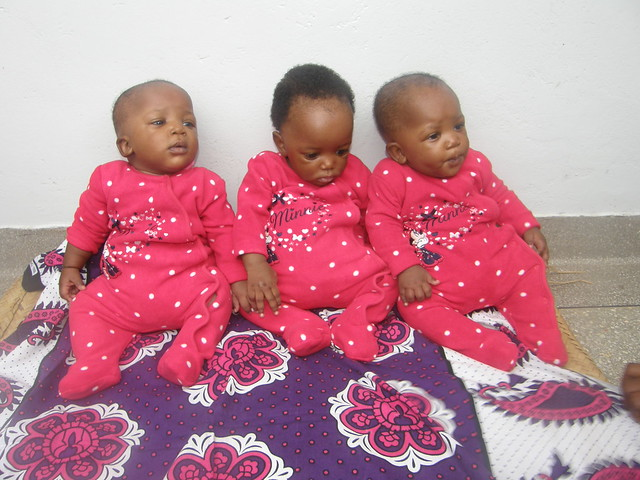 Triplets May 2015