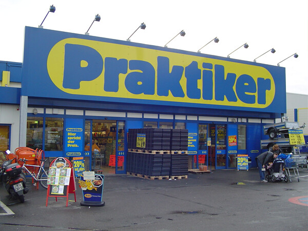 Praktiker ended the first quarter of 2015 with a 12.4% increase in sales