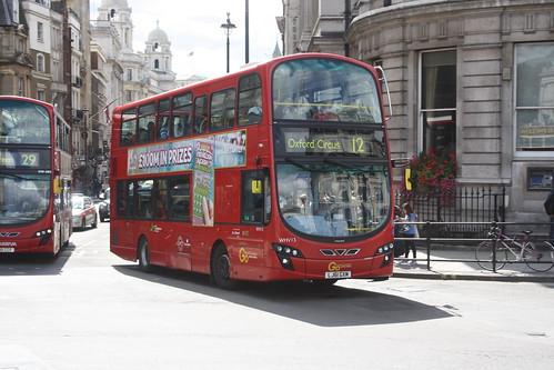 London Central WHV13 LJ61GXM