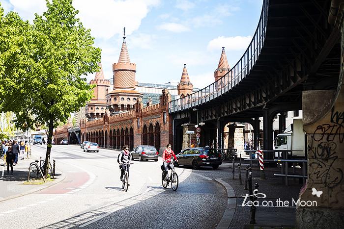 Berlin, Kreuzberg y Friedrichshain