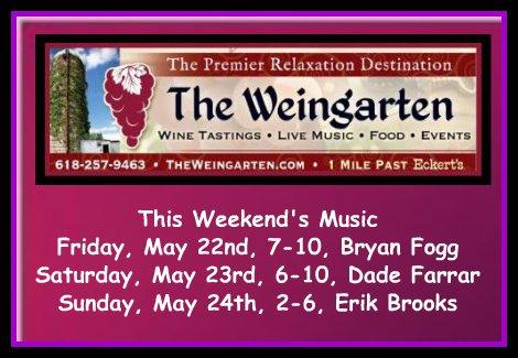 The Weingarten 5-22 thru 5-24-15