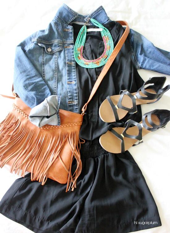 Hi Sugarplum | {NYC} What I Packed
