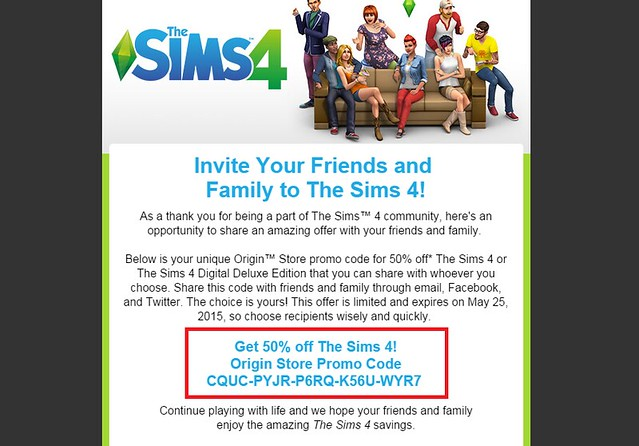New Arrived 10% off Coupon. The Sims 4: The offer is now available. Click and save. The sale is on! AFNJ Show Code. 10%. off CODE. Up to Extra 10% off Your Order. The Sims 4: Visit to get The first drop of new arrivals. The lowest prices every day guaranteed. BOGOJEWELS Show Code.