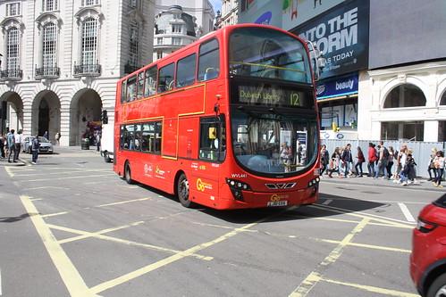 London Central WVL441 LJ61GXA
