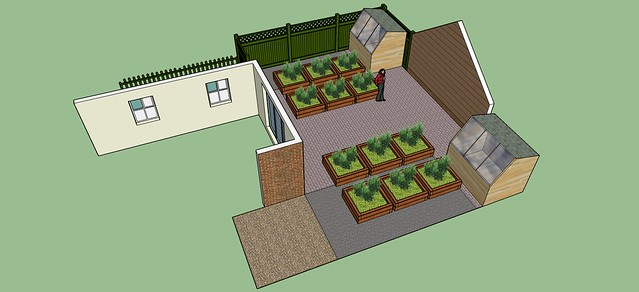 New garden plan
