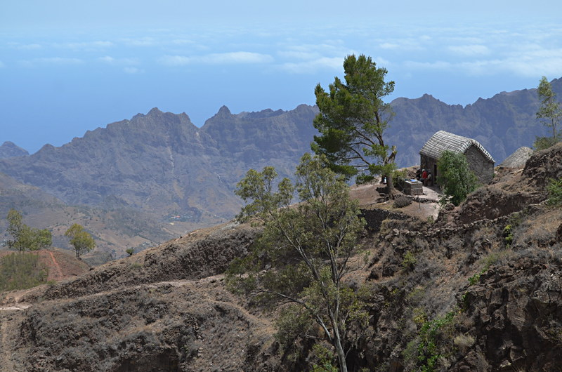 Grain beaters, Santo Antao, Cape Verde