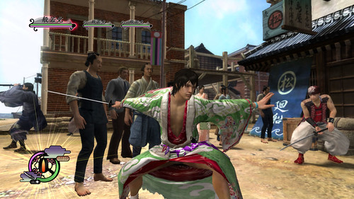 Way of the Samurai 4 for PS3 | by PlayStation.Blog