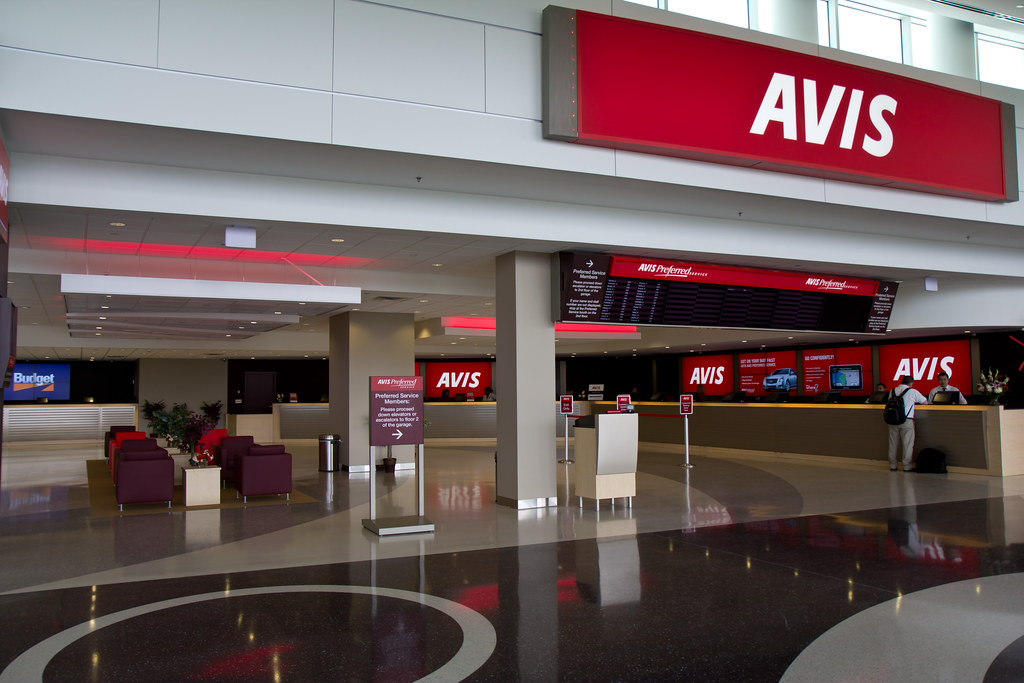 Avis Rent A Car Long Beach Municipal Airport