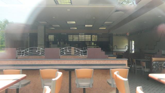 Abandoned burger king interior flickr photo sharing