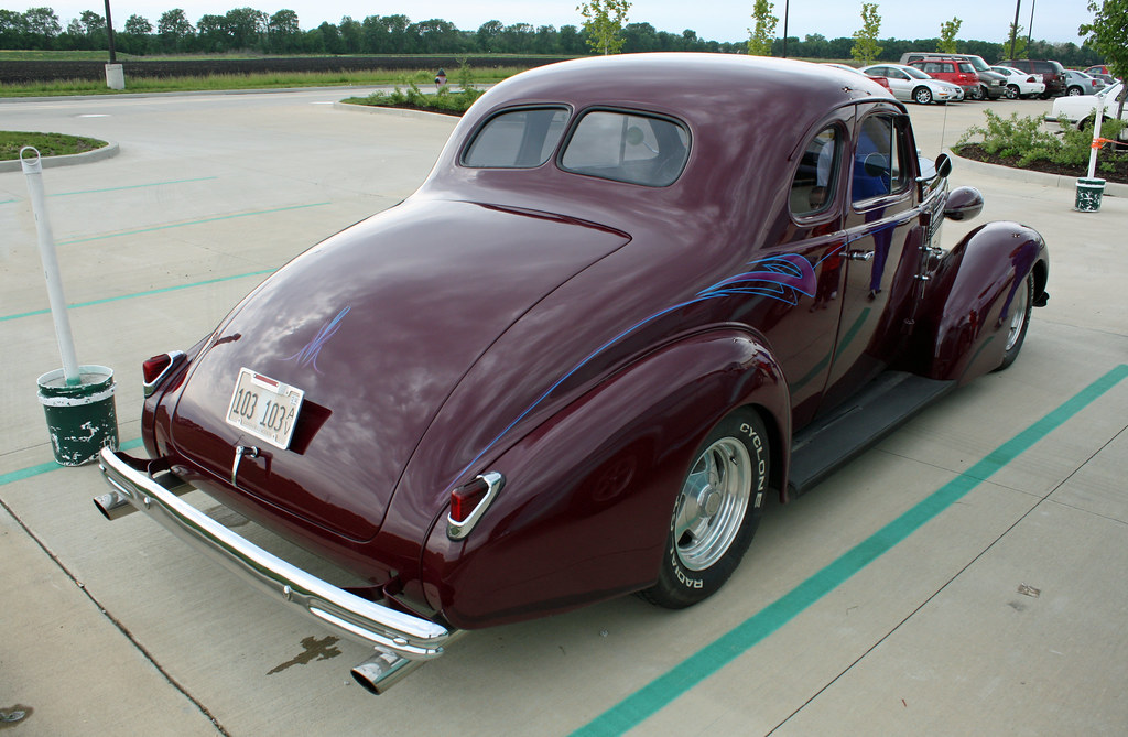 Springfield Buick Gmc >> 1938 Buick Special Sport Coupe Street Rod (4 of 4)   Flickr