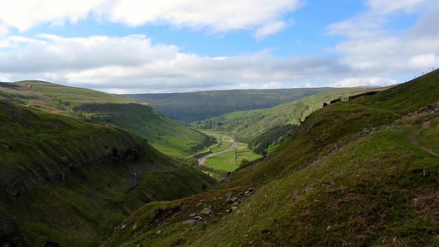 Swimmer's Gill to Swaledale