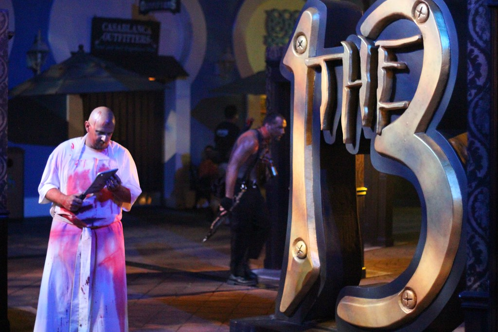 Howl O Scream 2013 At Busch Gardens Tampa Ricky Brigante Flickr