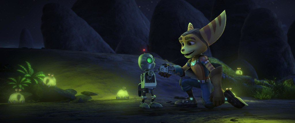 Ratchet & Clank Still