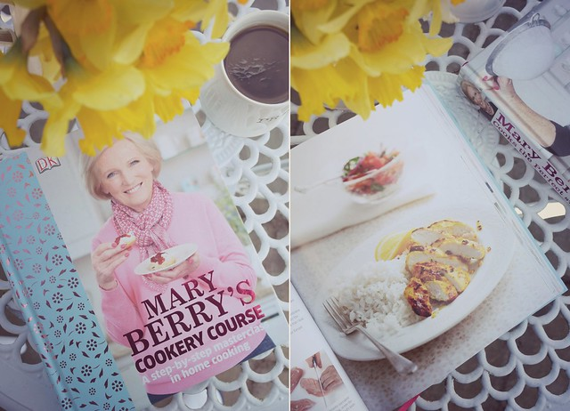 Mary Berry Books that I love